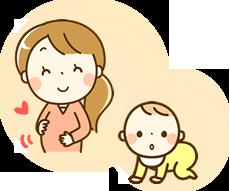 卵子~赤ちゃん幼児の予防歯科